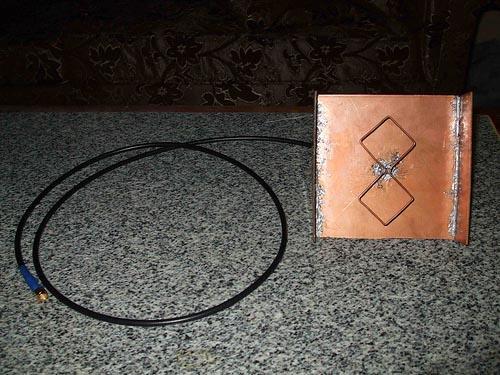 Как сделать антенну для вай фай ноутбука